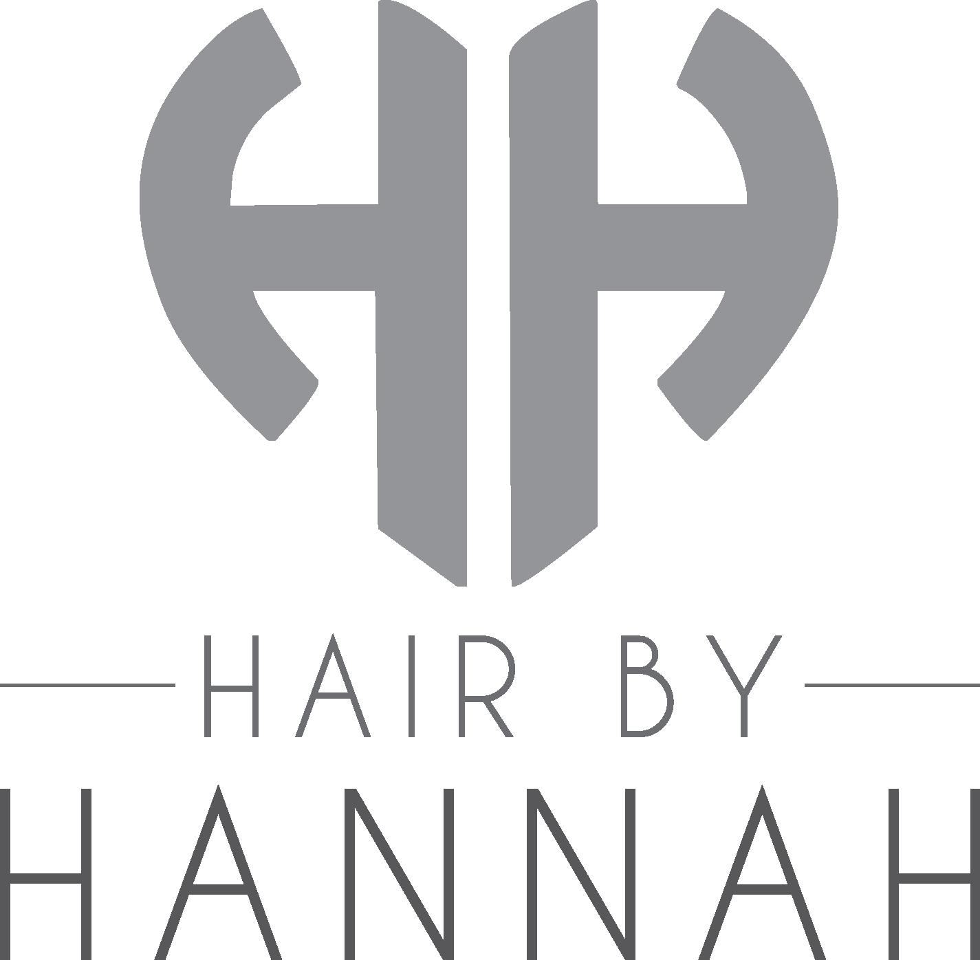 Hair By Hannah Logo