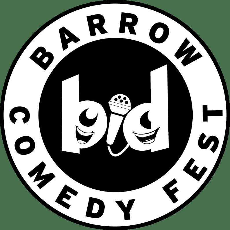 Barrow Comedy Festival Logo - Copy